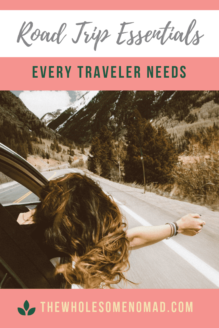 Top 5 must-have essentials to make every road trip more fun!