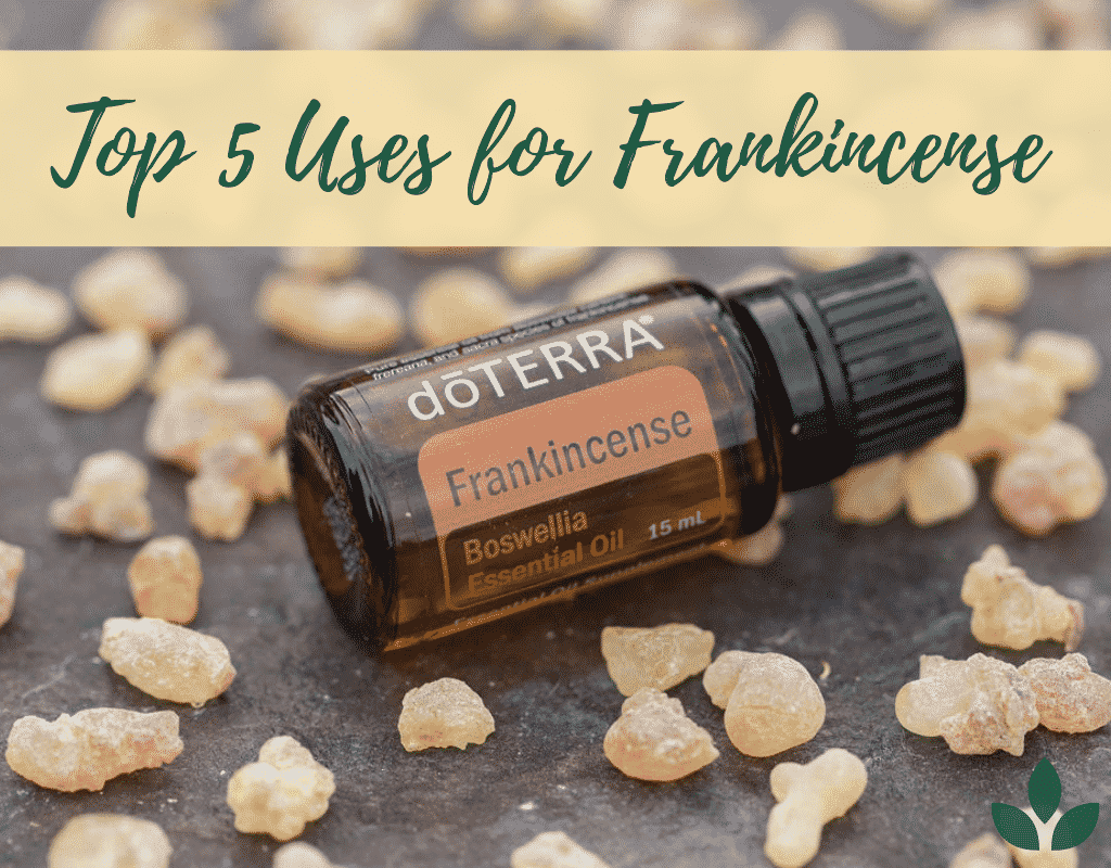 uses for frankincense essential oil