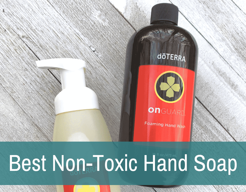 The Best Non-Toxic Hand Soap + A Money-Saving Hack